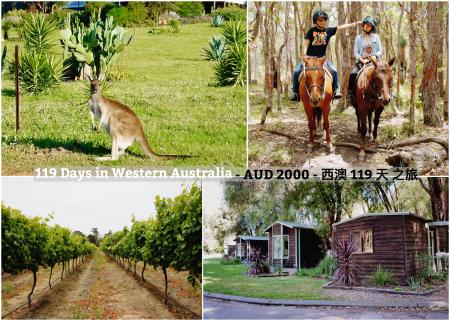 4 months in Western Australia